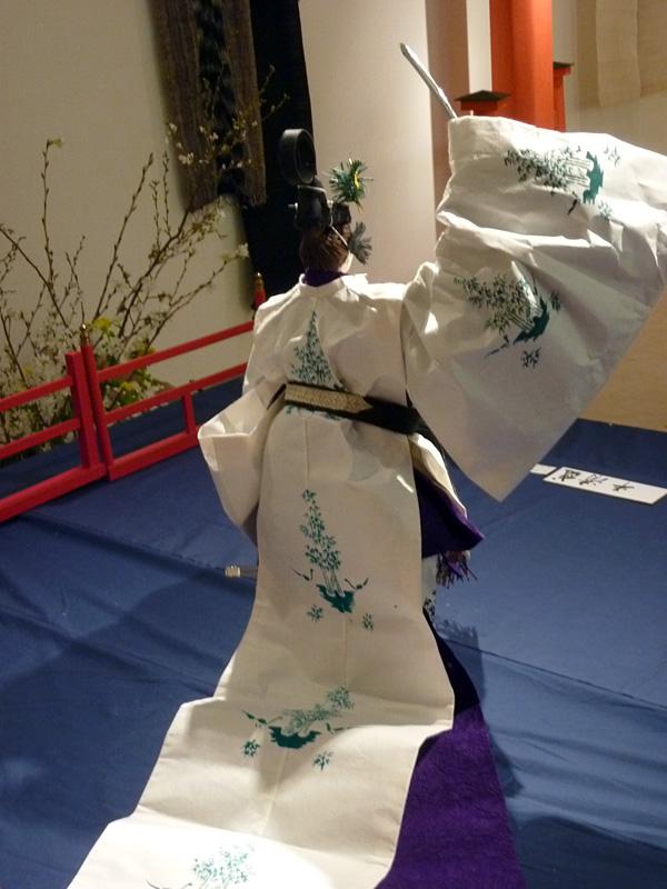 平清盛 厳島神社での舞