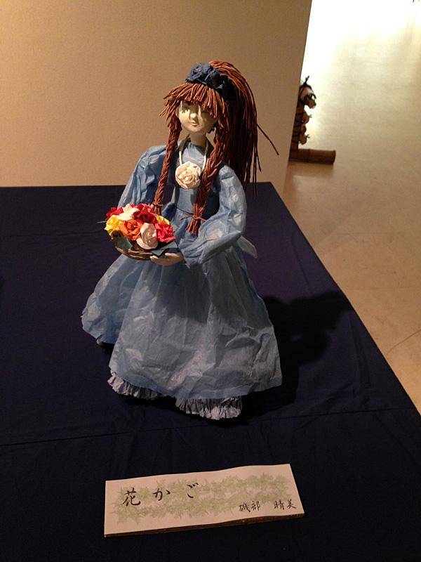 工房島勇 生徒作品展「花かご」