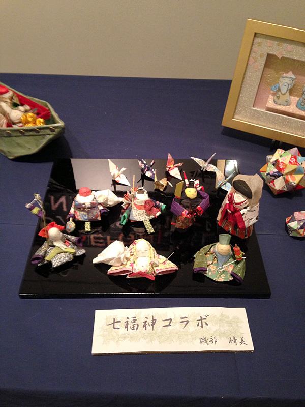 工房島勇 生徒作品展「七福神コラボ」