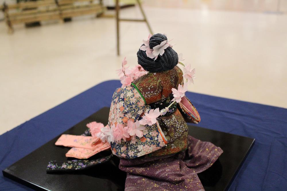 生徒作品展「花の精」