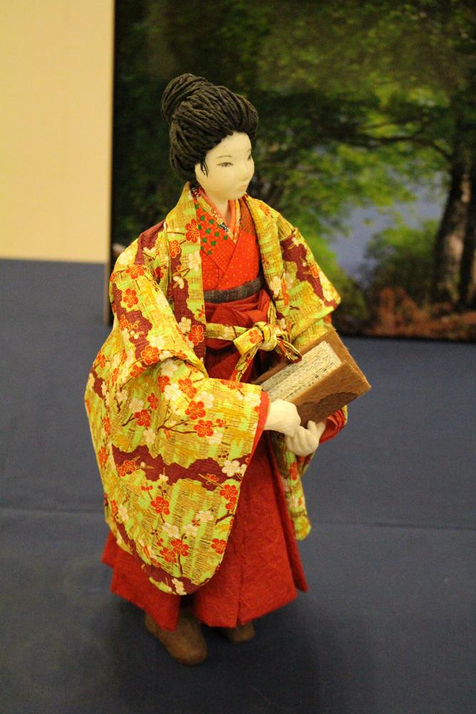 生徒作品展「花子とアン」