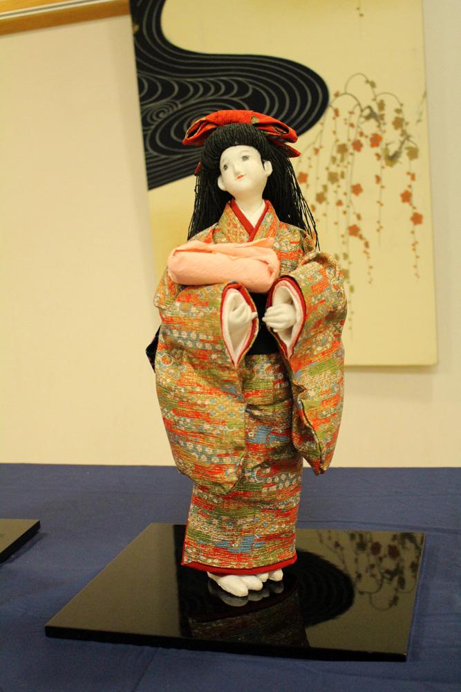 生徒作品展「花子」